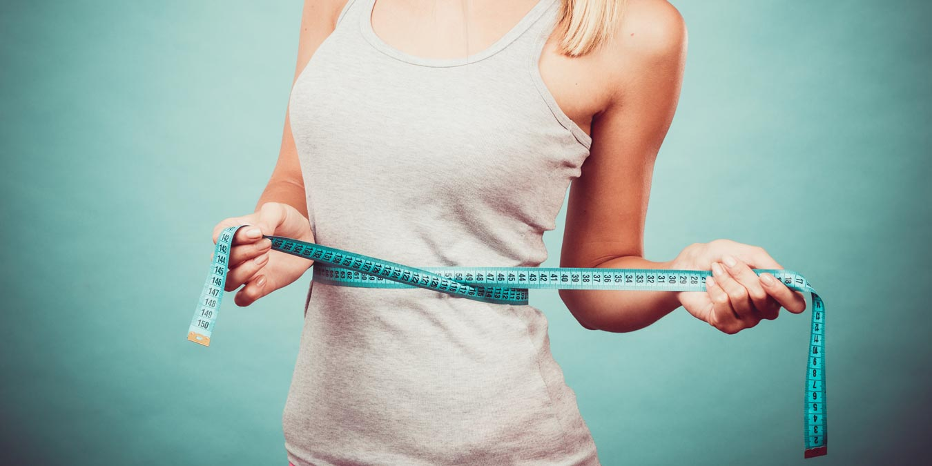 Закрепление результата похудения